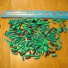 KNEX Standard Green Rod (90950) Black Rod (90960) Dark Green Rod (no part number) - 200 pc
