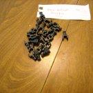 KNEX Standard Black Rod-Connector Part No. 90914 - 25 pc