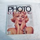 American Photo Magazine March / April 1995 Vol. VI No. 2 Cover Marilyn Monroe Joy of Collecting