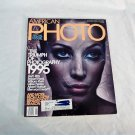 American Photo Magazine January / February 1995 Vol VI No. 1 Christy Turlington
