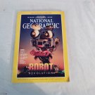 National Geographic Vol. 192, No. 1 July 1997 Robot Revolution