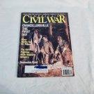 America's Civil War Magazine March 1996 Vol 9 No 1 Chancellorsville The First Day
