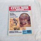 Civil War Times April 1992 Vol. 31 No. 1 Grant's Secret Strategy / Cavalry Tales
