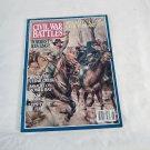 Civil War Battles Magazine August 1992 Vol 5 No 3 Forrest's Revenge / Battle of Cedar Creek (G1)