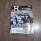 History Channel Magazine May / June 2012 Family Saga Hatfields and McCoys Vol. 10 No. 3 (G4)