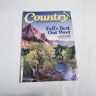 Country Extra September 2016 Vol. 27 No. 3 Fall's Best Out West Spectacular Color (G4)