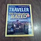 National Geographic Traveler Nov / Dec 2008 Vol. 25 No. 8 109 Destinations Rated (G4)