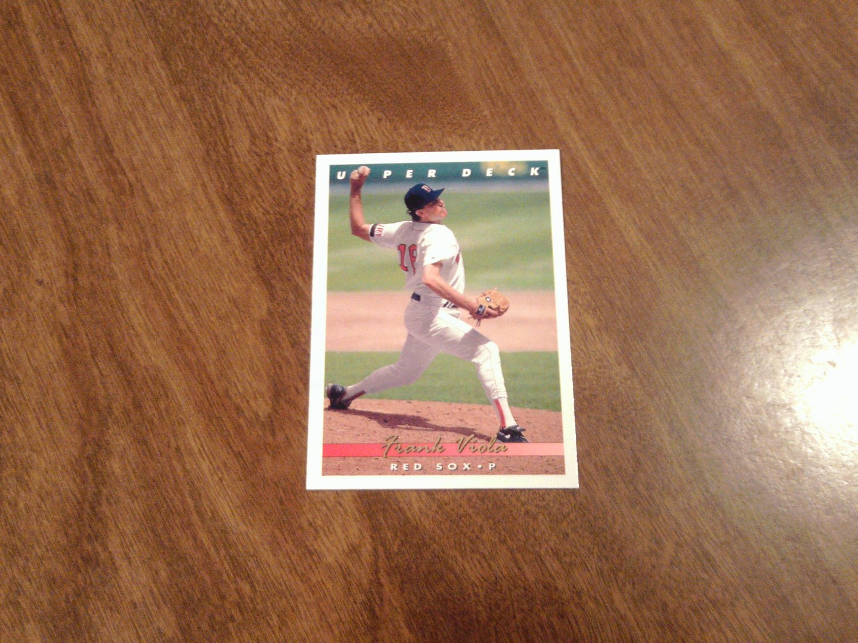 Frank Viola Boston Red Sox 131 1993 Upper Deck Baseball Card