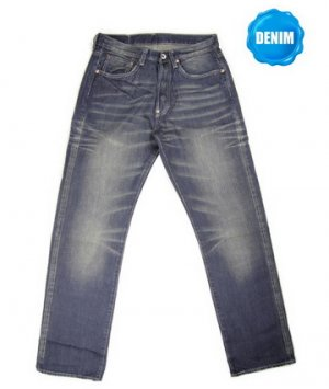 HED 707 Selvedge Denim Vintage Washed