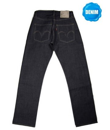 HED 802 Unwashed Selvedge Denim