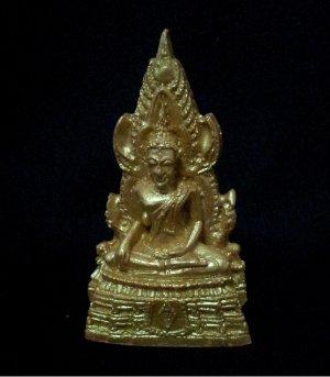 THAI AMULET STATUE PRAPUTTACHINARAT