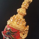 THAI KHON RAMMAKIAN MASK #2