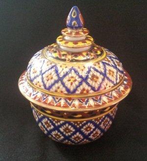 Covered Bowl Art Thai #3