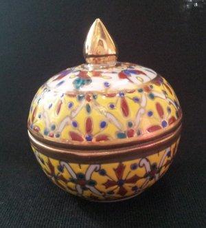 Covered Bowl Art Thai #8