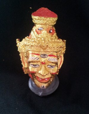 THAI KHON PROKAE 3 EYES MASK