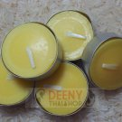 Jum Pee aromatic candle in cap