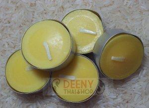 Jum Pee aromatic candle in cap