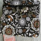 STONE & CO. ACCESSORIES BLACK,WHITE,CAMEL,YELLOW HANGING COSMETIC BAG NEW