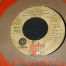 Righteous Brothers 45  (2516)