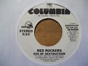 Red Rockers 45   (2513)