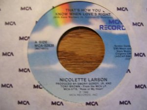 Nicolette Larson 45    (2519)