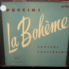 Puccini - La Boheme - Capitol Records