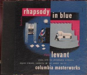 Gershwin - Rhapsody in Blue - Columbia Masterworks