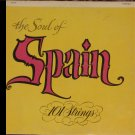 The Soul of Spain - 101 Strings - Budget Sound LP S-5018