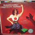Tchaikovsky - Caprricio Italien + Grieg - Peer Gynt Suite No. 1, OP. 46 - Stereophonic UTS 500