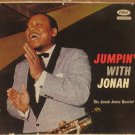 Jumpin' With Jonah - The Jonah Jones Quartet - Capitol Records LP T1039