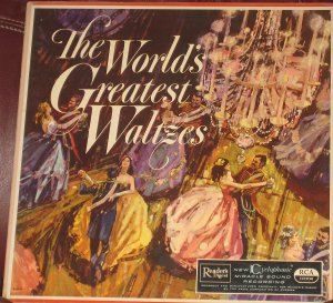 The Worlds Great Waltzes - Reader's Digest RCA