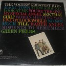 The Vogues' Greatest Hits Signed Collectible LP - Reprise Records 6371