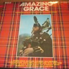 Amazing Grace - The Pipes And Drums And Military Band of The Scottish Division - RCA LP CDS 1116