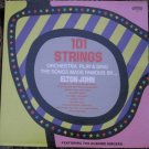 101 Strings Orchestra Play & Sing Elton John - Alshire 5329
