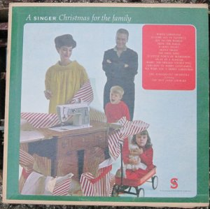 A Singer Christmas for the Family