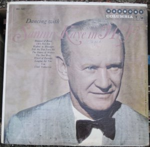 Dancing With Sammy Kaye in HiFi - Columbia LP HL 7187