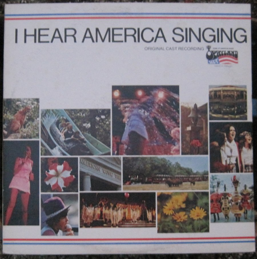 essay on i hear america singing I hear america singing is an elaborate way of writing a joyful list of people working away he hears america or the american people singing and describes them throughout the poem he introduces various american working people from mechanics to mothers, and each american sings what belongs to them, for example in line three of the poem, the.