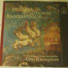 Berlioz - Symphonie Fantastique - Philharmonia Orchestra, Otto Klemperer - Angel LP S 36196