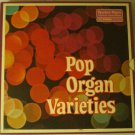 Pop Organ Varieties - Reader's Digest LP RDA 46-A