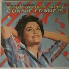 Brylcreem Presents Sing Along With Connie Francis - Mati-Mor Superecords 8002