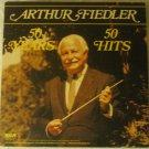 Arthur Fiedler - 50 years - 50 hits RCA LP  DVL1-0420