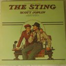 The Sting - Scott Joplin - Original Motion Picture Soundtrack - MCA LP MCA-2040