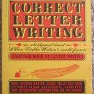 The Bantam Book of Correct Letter Writing - Lillian Watson - Bantam Sep. 1983