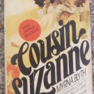 Cousin Suzanne - Myrna Blyth - First Avon Printing July 1976