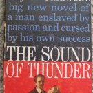 Ths Sound of Thunder - Taylor Caldwell - Bantam Books Nov. 1959