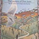 Journey To Ixtlan - Carlos Castaneda - Touchstone 1st ed. 1973