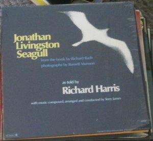 Jonathan Livingston Seagull - Richard Harris - ABC Records LP DSD-50160