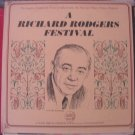 A Richard Rodgers Festival - Longines Symphonette Double LP LWS-237