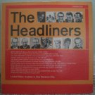 The Headliners - Volume II - Limited Edition Columbia LP GB-9