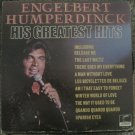 Engelbert Humperdinck - His Greatest Hits - Parrot LP PAS 71067